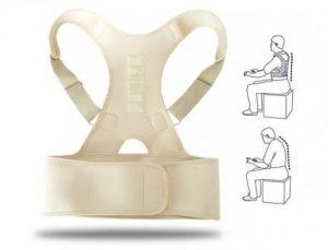redresse dos -correcteur de posture ESSENTIEL -MALAKAYA