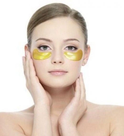 Masque en Or 24 Carats et au Collagène - Les meilleurs Patchs pour les yeux - Malakaya.com