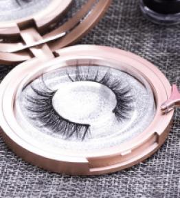 Kit Eyeliner & Cils Magnétiques