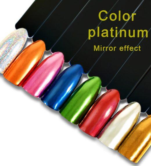 Le meilleur Kit de Paillettes Caméléon Manucure - MALAKAYA