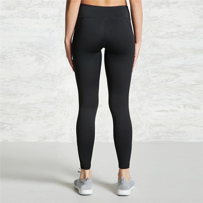 Legging de Fitness Noir