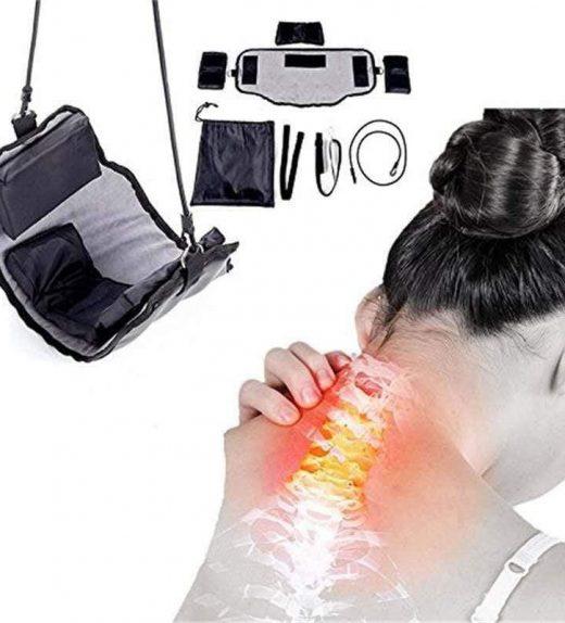 Hamac de relaxation cervicale - La fin des douleus cervicale - MALAKAYA