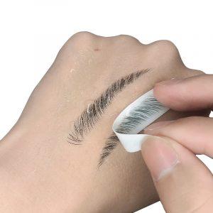 Magic Eyebrow Tattoos 4D Effect - Malakaya.com