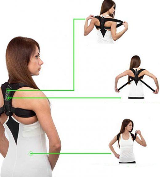 redresse dos -correcteur de posture -MALAKAYA