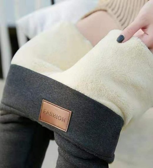 Legging Polaire Chauffant FASHION