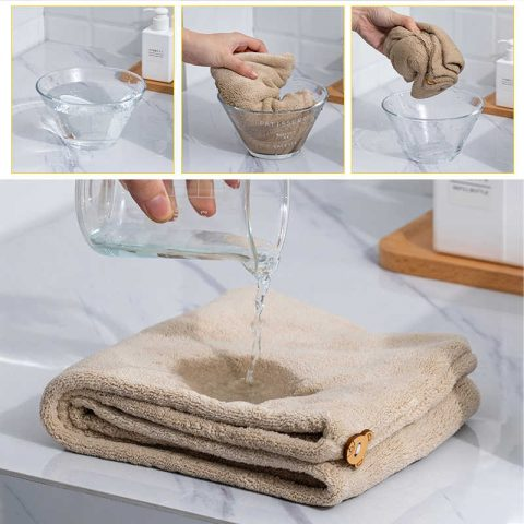 Serviette de bain Séchage Rapide