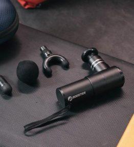 Booster MINI™ - Pistolet De Massage Par Percussion